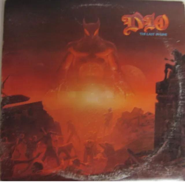 Dio-The Last In Line : Must Own Heavy Metal/Hard Rock Albums