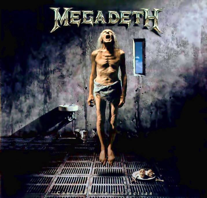Megadeth-Countdown To Extinction : Must Own Heavy Metal/Hard Rock Albums