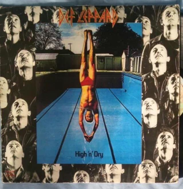 Def Leppard-High 'n' Dry : Must Own Heavy Metal/Hard Rock Albums