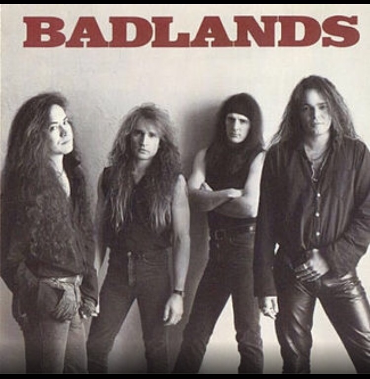 Badlands-Self Titled 1989 : Criminally Overlooked And Underrated Albums