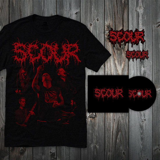 Scour 'Red', Phil Anselmo Extreme Metal Supergroup release title track for upcoming EP