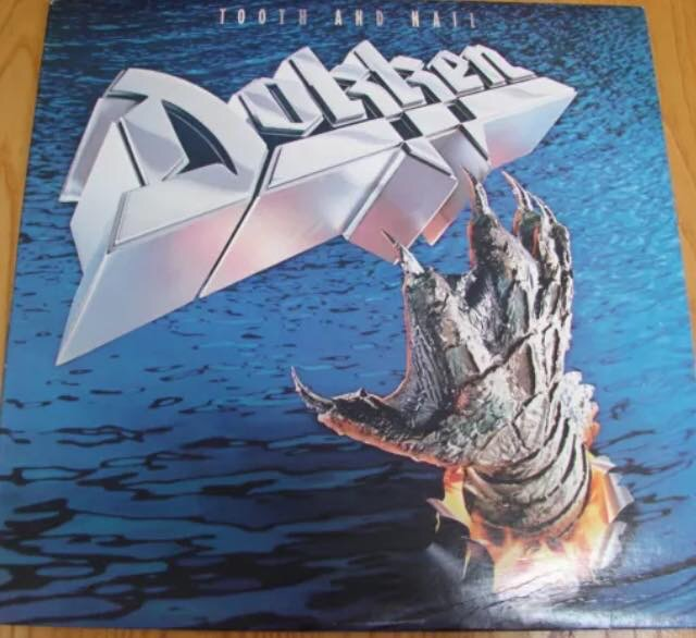 Dokken – Tooth And Nail : Must Own Heavy Metal/Hard Rock Albums