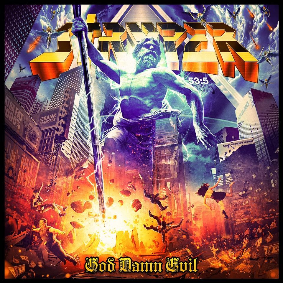 Stryper Release First Song from Upcoming Album God Damn Evil