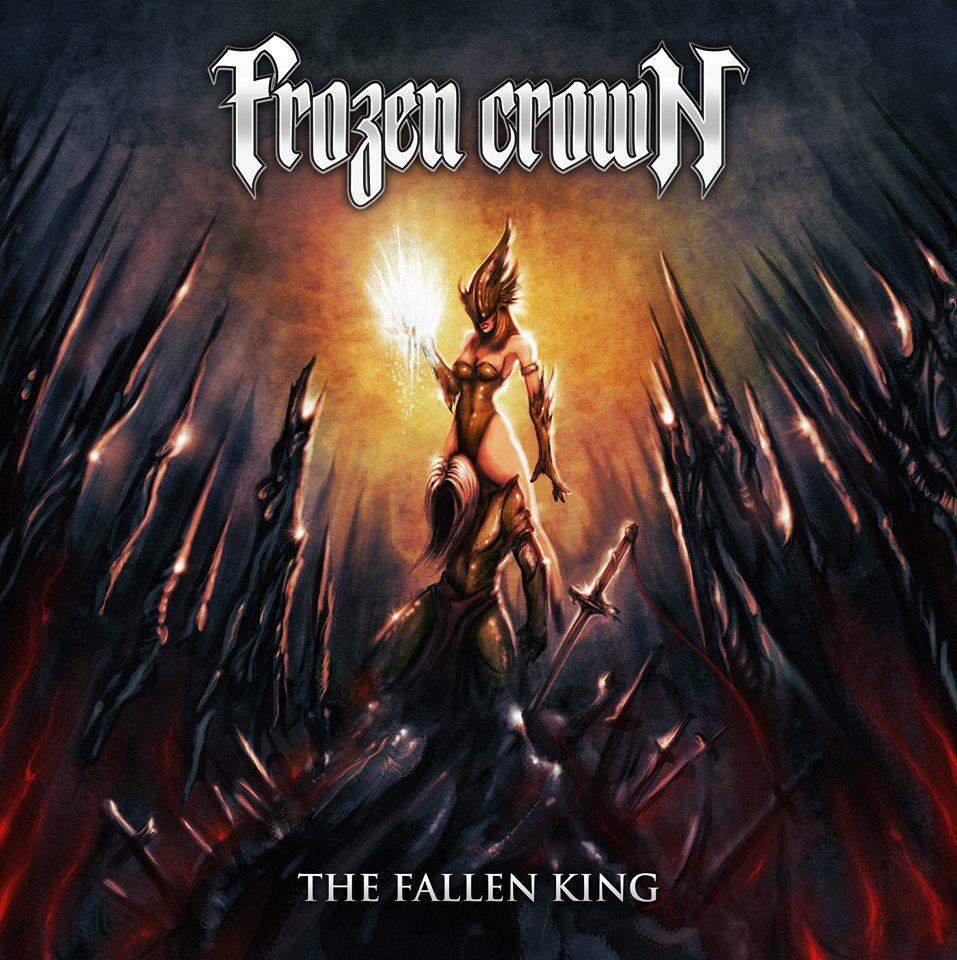 Resultado de imagen para frozencrown fallen king