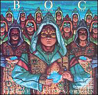 "Blue Oyster Cult ""Fire of Unknown Origin"" large pic"