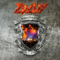 "Edguy ""F***ing With Fire Live"" large album pic"