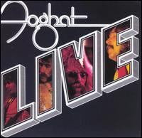 Foghat Live large album pic