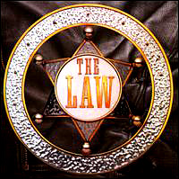 The Law - large album photo