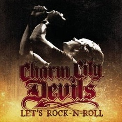 "Charm City Devils ""Let's Rock n Roll"" x-large album pic"