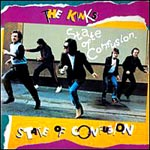 "The Kinks ""State of Confusion"" small album pic"