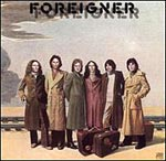 "Foreigner ""Foreigner"" small album pic"