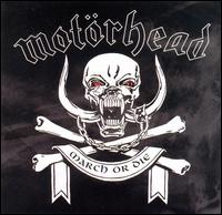 "Motorhead ""March Or Die"" large album pic"