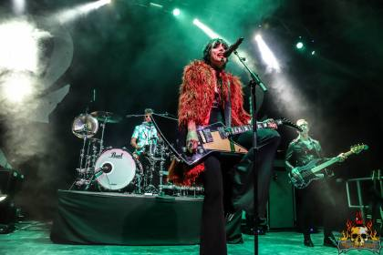 Permalink to: Gig Review: While Storm Ali loses its energy, Halestorm hits the Telegraph Building with a Force 10