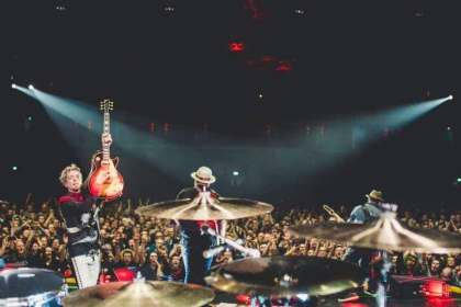 Permalink to: Gig Review: The Night BLACK STONE CHERRY Rocked Cardiff