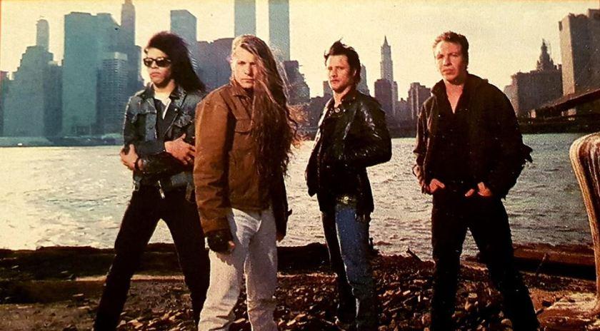 WARRIOR SOUL Return With New Album 'Rock n' Roll Disease' In