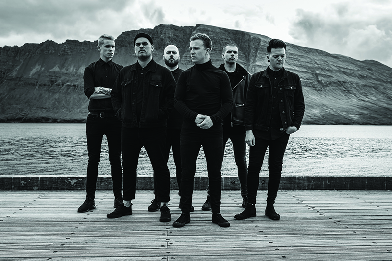 UNE MISÈRE Announce New Album, SERMON, Release New Music