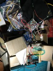 Arduino and parts