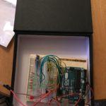 Arduino in prototype box