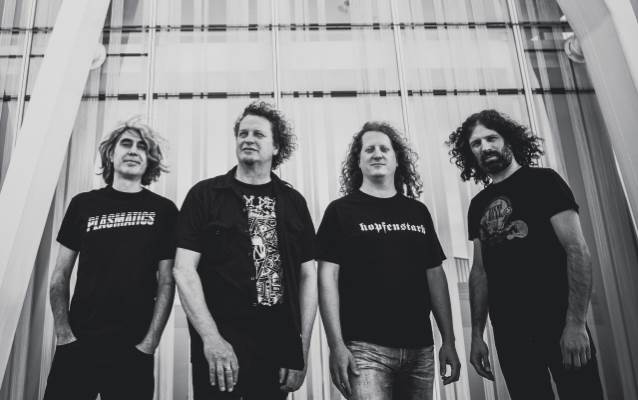 Voivod - The Metal Report - rock, metal and alternative news, interviews, reviews and exclusive features
