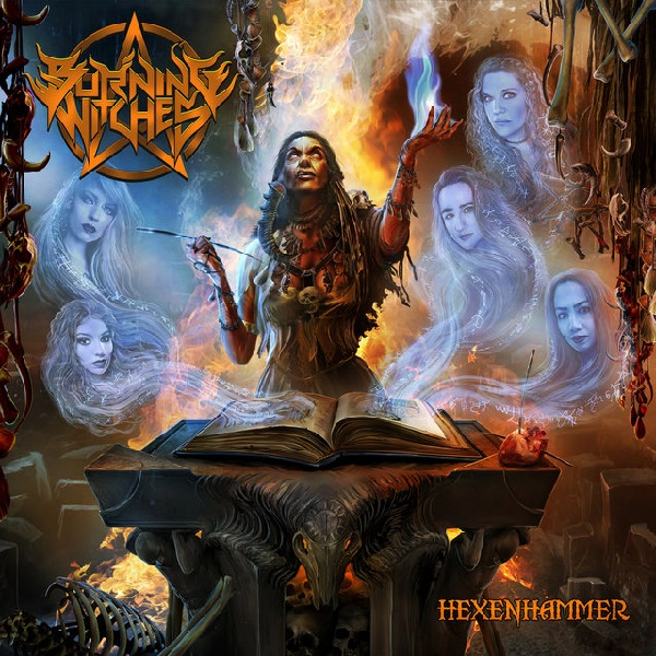 Burning Witches Album