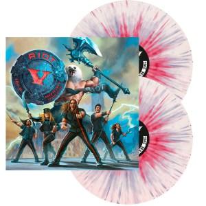 Riot V Splatter LP