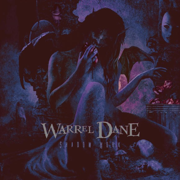 Warrel Dane Shadow Work Album Cover