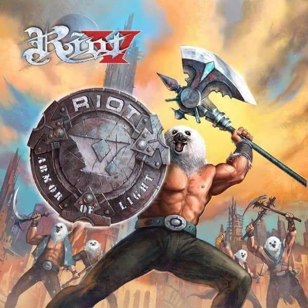 Riot V cover