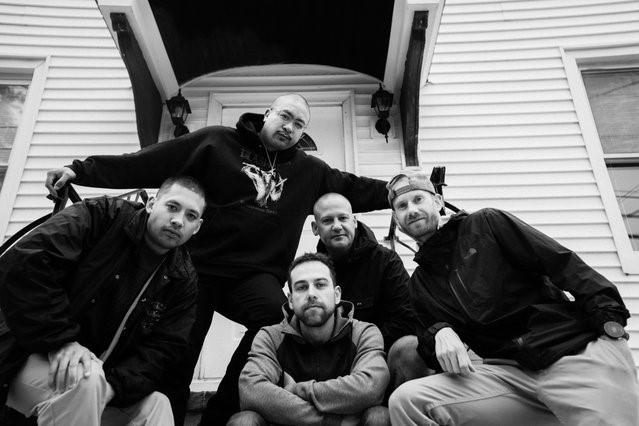 LA Hardcore band Terror Band Photo