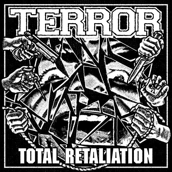 Terror Total Retaliation cover