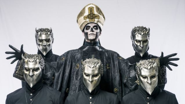 Ghost Meliora Lineup