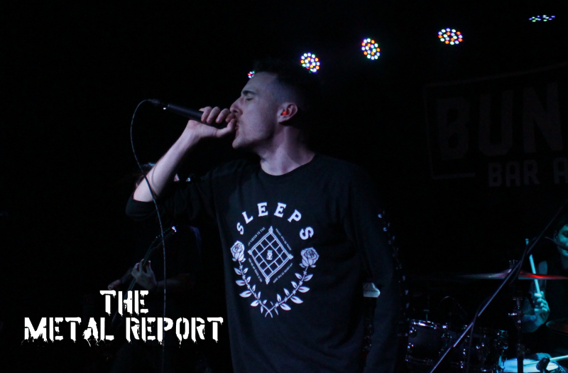 Blood Youth - The Bunkhouse, Swansea 18/10/18 Review