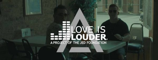 From ashes to New Love is louder