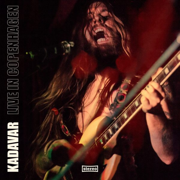 Kadavar - Live in Copenhagen - Artwork