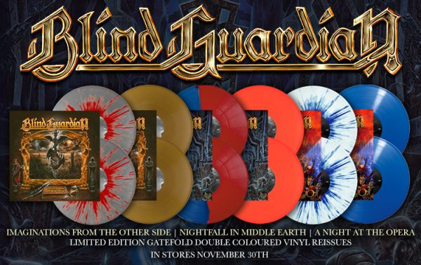 Blind Guardian Re-releases