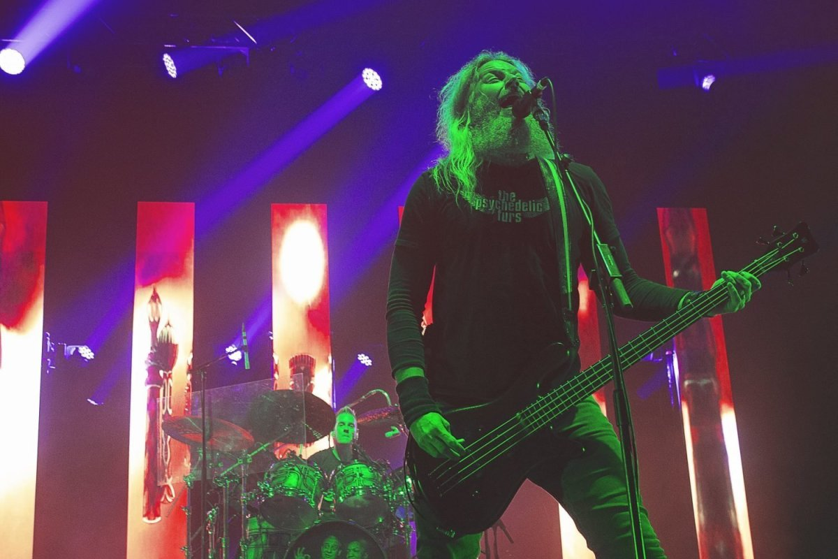 Mastodon Live London and Bristol Review