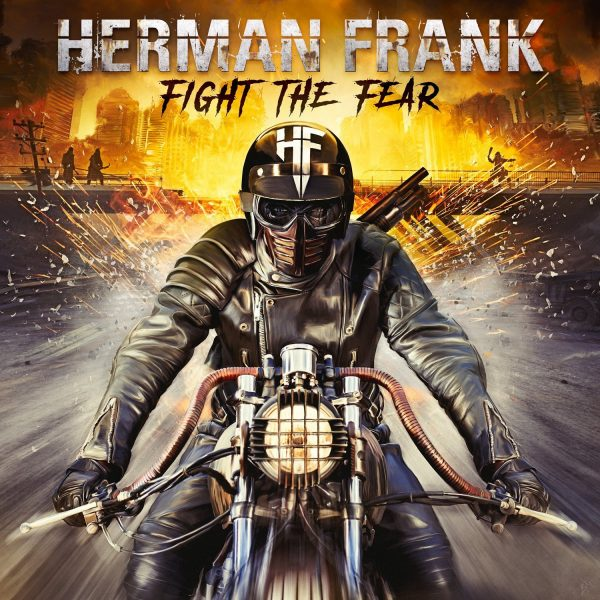 Herman Frank Fight the Fear