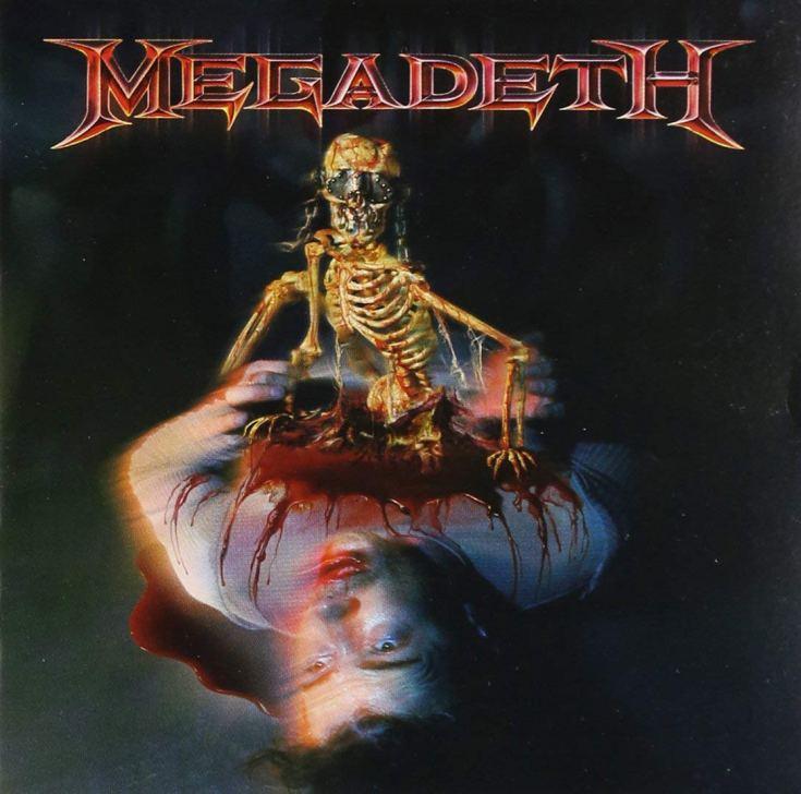 Megadeth - The World Needs A Hero Album Cover