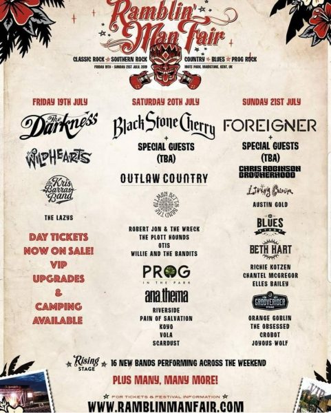 Ramblin Man Feb