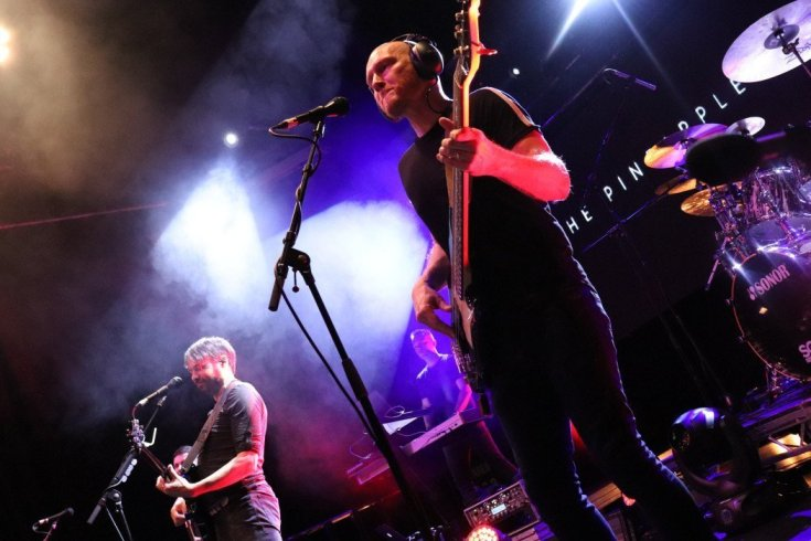 The Pineapple Thief Live