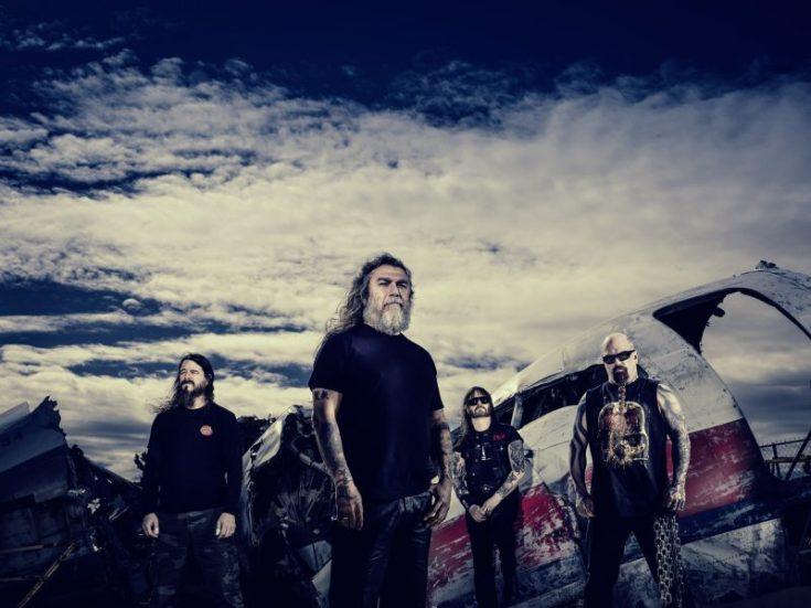 Slayer Band Photo