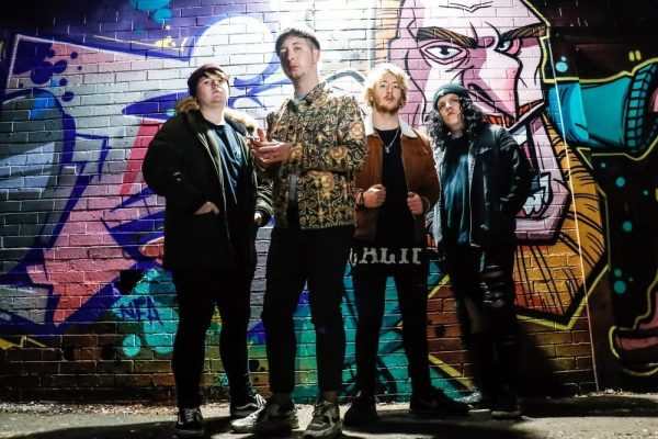 Scream Blue Murder band