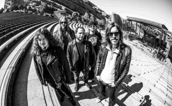 Opeth band photo