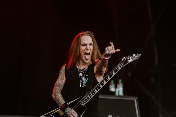 Children of Bodom live at Bloodstock 2019