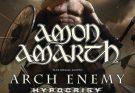Amon Amarth tour