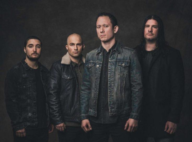 Trivium band photo