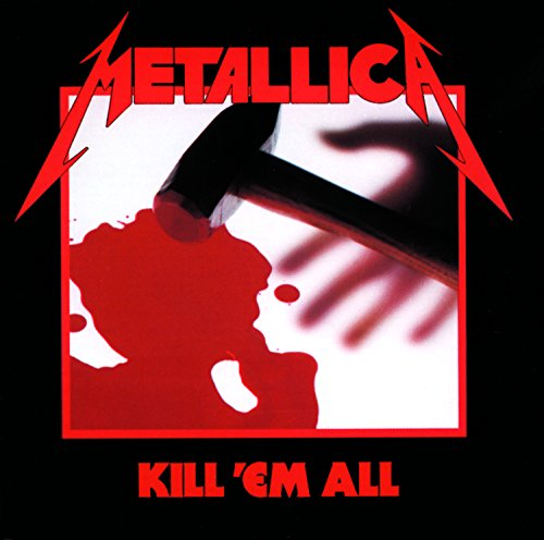 Metallica - Kill 'Em All (1983) [5 CD Box Set, Blackened Recordings, 2016] 320 kbps + Scans