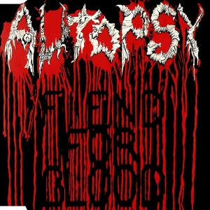 Autopsy - Fiend For Blood, LP