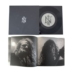 "Copenhell - Ten Years In Hell, Fotobog på 96 sider Inkl. 7"" Vinyl, Limited 666 Stk."