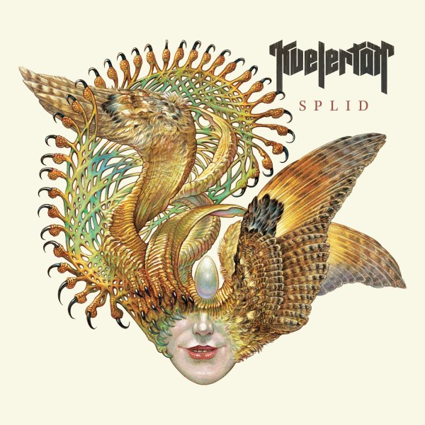 Kvelertak - Splid, 2LP, Gatefold, Limited Indie Retail Edition, Black/Gold Vinyl