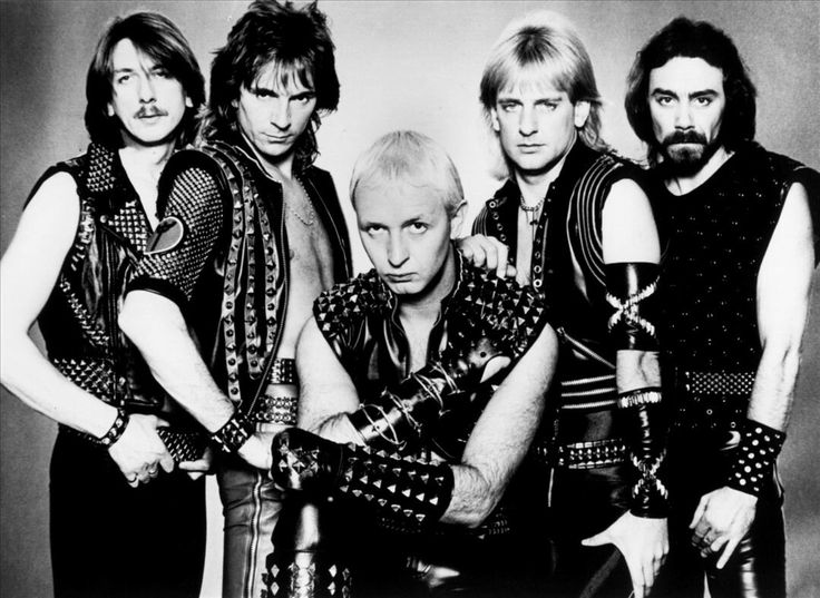 Judas Priest 1 - Former JUDAS PRIEST Drummer Dave Holland Dead at 69